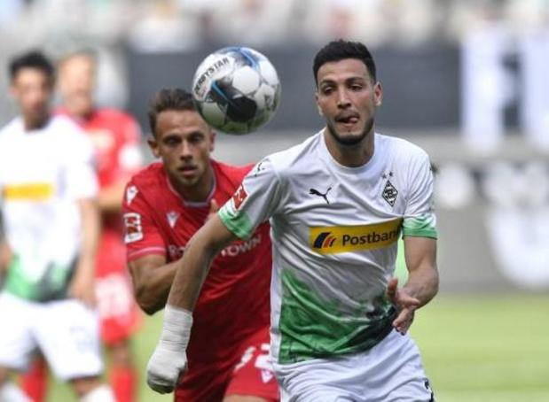 Mönchengladbach écrase l'Union Berlin et prend provisoirement la troisième place