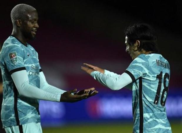 League Cup - Titelverdediger Manchester City en Liverpool, met scorende Origi, stoten door