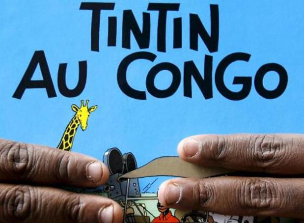 """Uitgeverij Casterman voorstander om context toe te voegen aan """"Kuifje in Congo"""""""