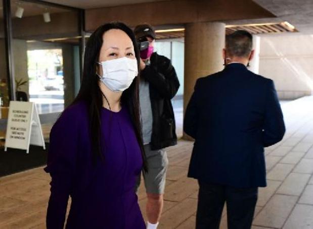 Canada: fin des audiences d'extradition de la responsable de Huawei