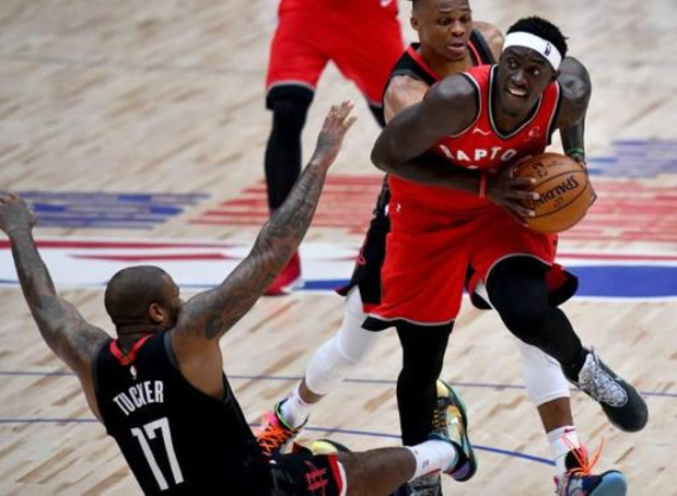 NBA - Toronto enchaîne un second succès contre Brooklyn au premier tour des playoffs