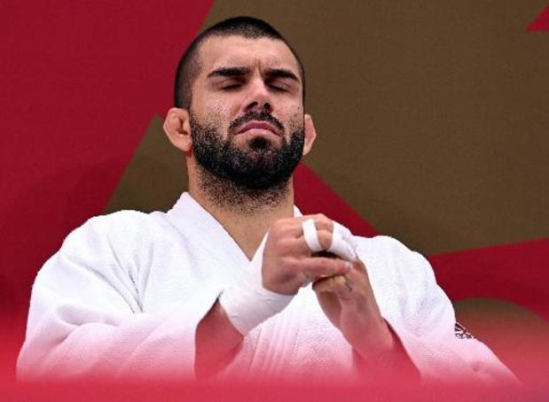 JO 2020 - Toma Nikiforov sorti par Jorge Fonseca au 2e tour en -100 kg