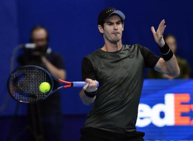 European Open - Andy Murray schakelt kimmer Coppejans uit