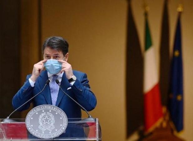Présidentielle américaine 2020 - Giuseppe Conte félicite les Américains et veut renforcer la relation transatlantique