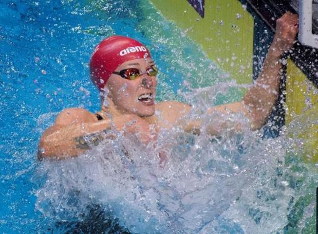 Victoire finale d'Energy Standard, Sarah Sjöström meilleure nageuse de la compétition