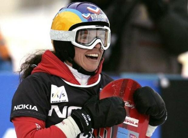 L'ancienne championne du monde de snowboard Julie Pomagalski meurt dans une avalanche