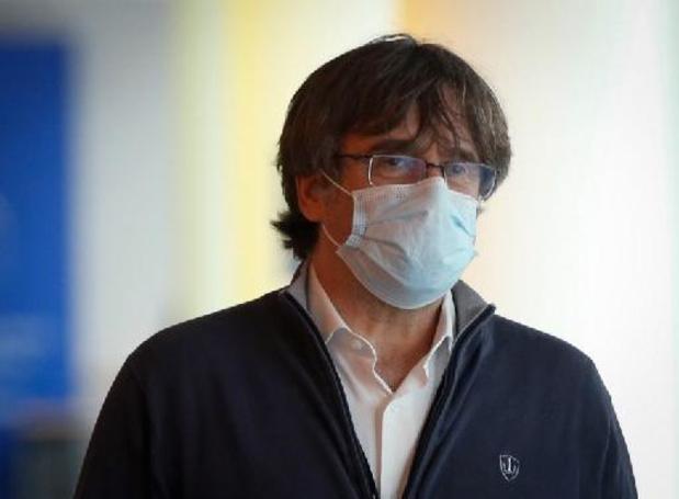 Crise en Catalogne - Carles Puigdemont réclame son immunité avant l'audience en Italie sur son extradition