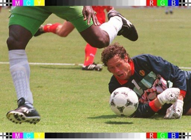 Fans verkiezen Michel Preud'homme als beste Belgische doelman aller tijden