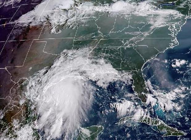La tempête Nicholas menace les côtes du Texas