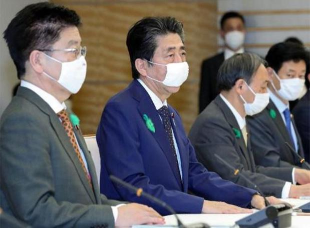 Japanse premier breidt noodtoestand uit naar hele land