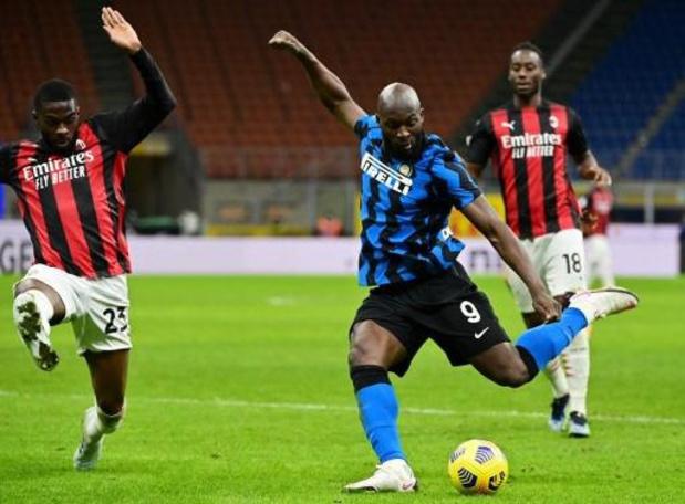 Belgen in het buitenland - Lukaku en Zlatan scoren in Coppa Italia, Eriksen trekt Inter over de streep