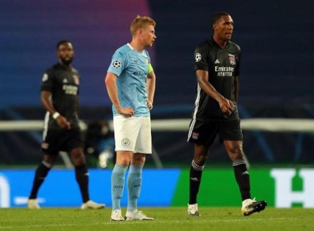 "Champions League - ""Foutenlast kost ons te veel punten"""