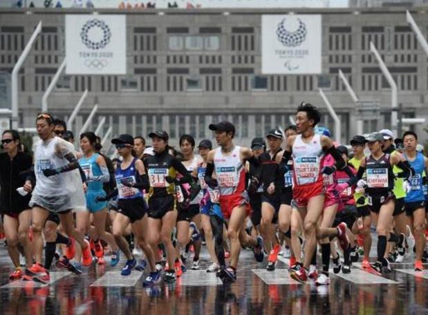 Le marathon de Tokyo sera réservé aux sportifs d'élite