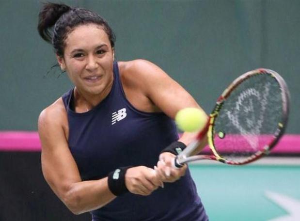 WTA Tianjin: Rebecca Peterson contre Heather Watson en finale