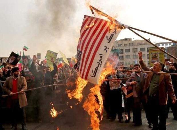 "Bilan d'""au moins 143"" morts dans les émeutes en Iran, selon Amnesty International"