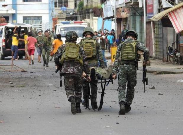 Philippine: deux explosions font 14 morts à Jolo