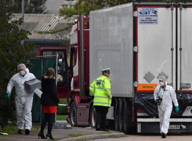 Le chauffeur de camion plaide coupable d'aide à l'immigration clandestine