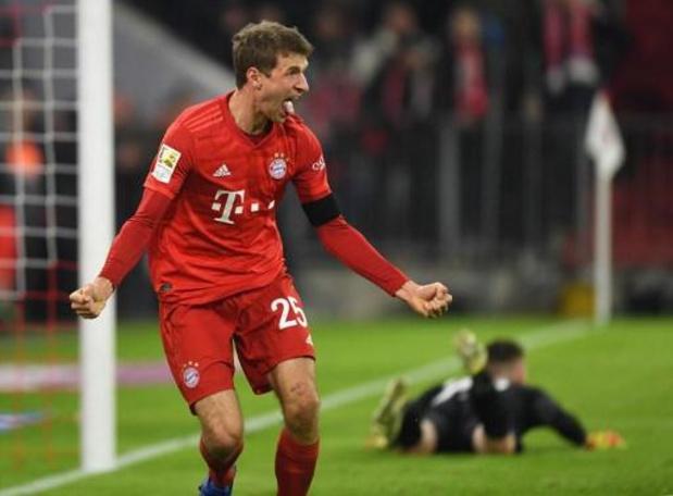 Les Belges à l'étranger - Schalke, sans Raman, impuissant face au Bayern