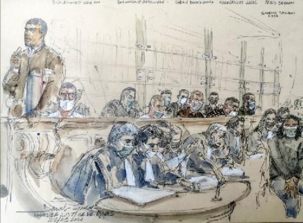 Au procès du 13-Novembre, le sentiment de culpabilité de Tom