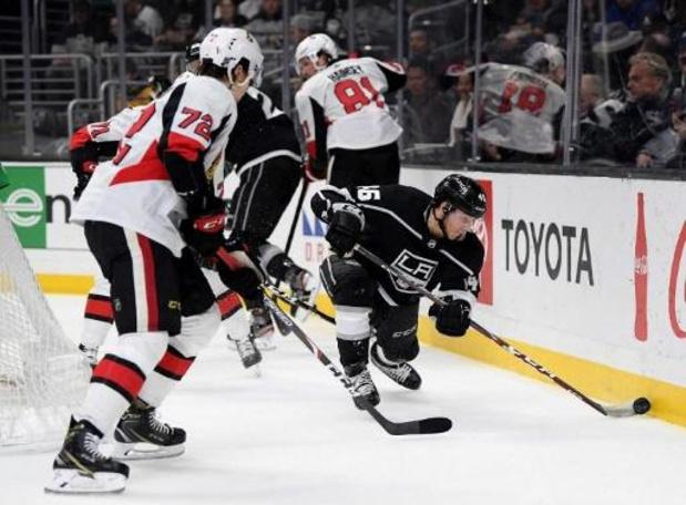 Le championnat nord-américain de hockey sur glace (NHL) prolonge sa quarantaine