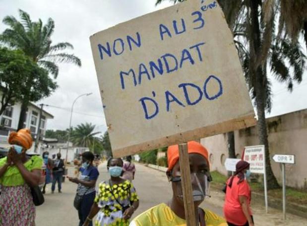 Ivoorkust: president Ouattara officieel kandidaat voor derde termijn
