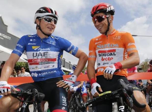 Tour Down Under - Caleb Ewan s'impose au terme de la 4e étape