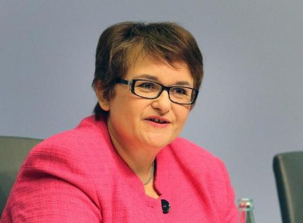 Démission d'une dirigeante allemande de la BCE
