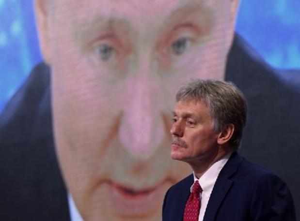 Le Kremlin rassure l'Ukraine sur ses mouvements de troupes