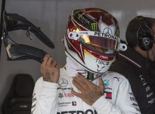 F1 - GP van Verenigde Staten - Lewis Hamilton verzekert zich van zijn zesde wereldtitel, Bottas wint wedstrijd