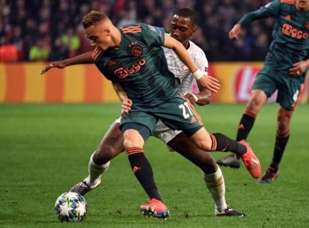 Transfer Deadline Day - Le Club de Bruges attire l'international espoirs néerlandais Noa Lang