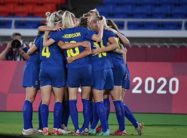 JO 2020: La Suède se défait du piège australien et rejoint le Canada en finale