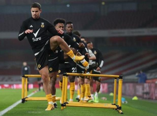 Les Belges à l'étranger - Wolverhampton et Dendoncker infligent à Arsenal une 3e défaite de rang à domicile