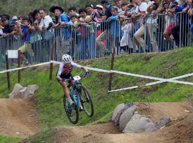 La Suisse fait main basse sur le mountainbike chez les dames