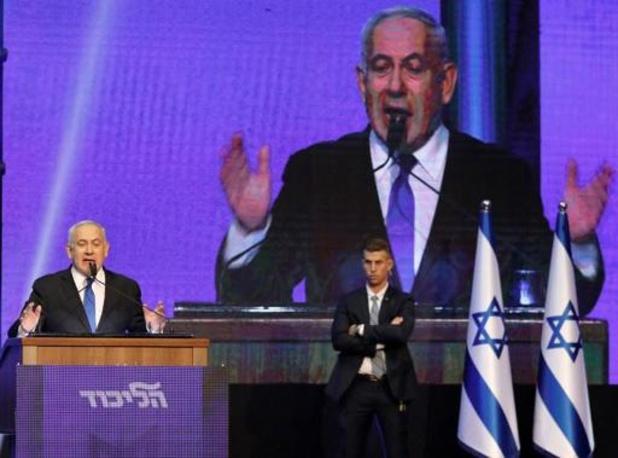 Opnieuw op weg naar een patstelling na verkiezingen in Israël