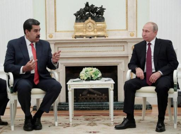 Rusland zegt Venezolaanse president verdere hulp toe