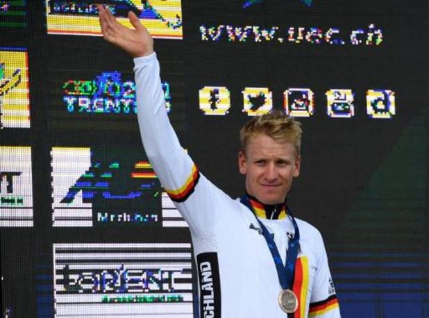 Ackermann wint eerste rit Tirreno-Adriatico na sprint