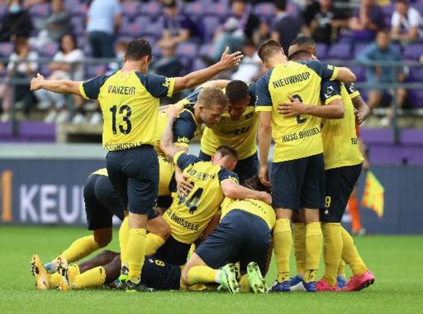 Jupiler Pro League - Anderlecht met de billen bloot in Brusselse derby tegen Union