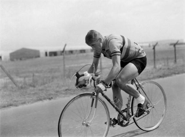 Décès de l'ancien cycliste belge Jean Brankart, 2e du Tour de France 1955