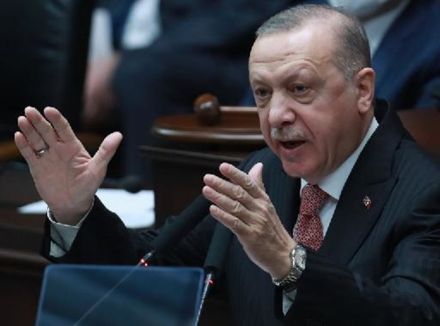 "Joe Biden a ""les mains ensanglantées"" par son soutien à Israël, selon Recep Tayyip Erdogan"
