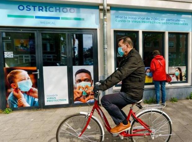 In Nederland stijgt aantal doden met 69 tot 5.056