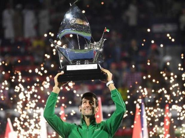 Novak Djokovic wil stoppen als meest succesvolle tennisser ooit