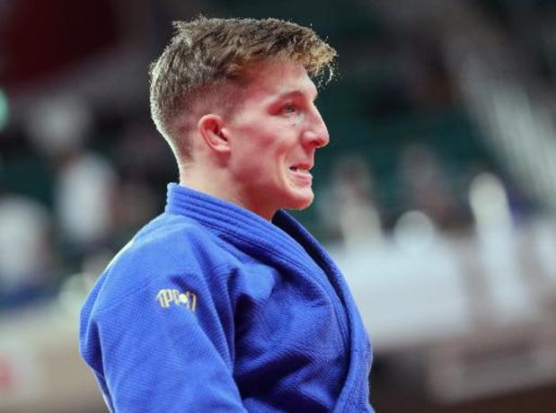 JO 2020 - Jorre Verstraeten en huitièmes de finale en -60 kg