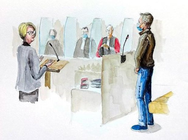 Affaire Daval: reprise du procès de Jonathan Daval après l'aval des médecins