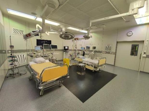 Moins de 400 lits occupés aux soins intensifs en vue pour le 7 juin
