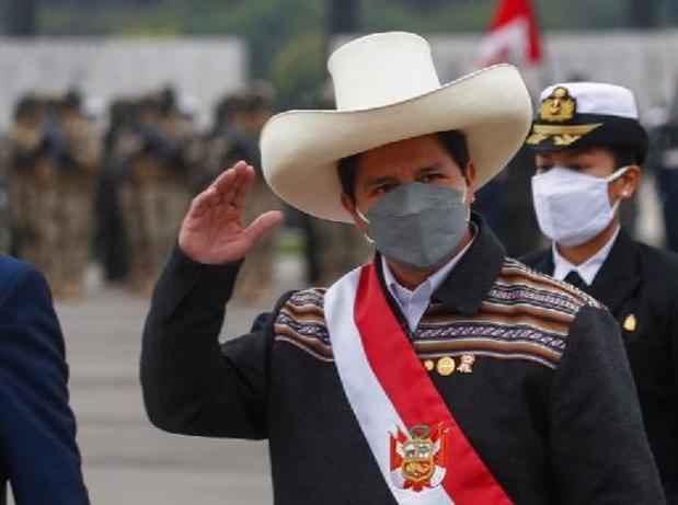 Nieuwe regering gevormd in Peru