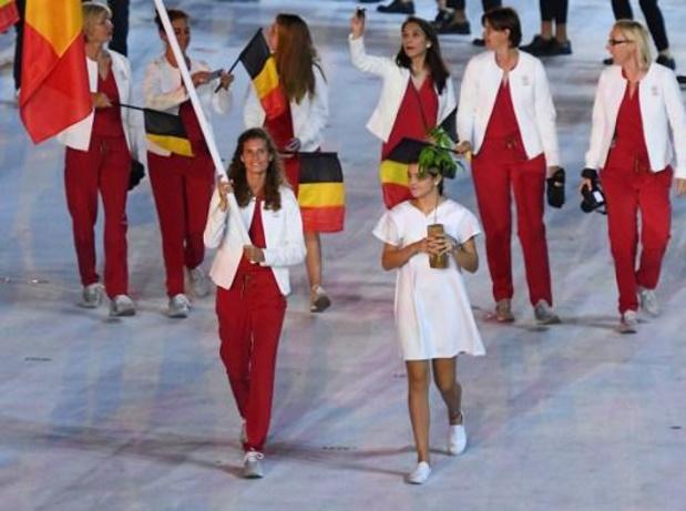 JO 2020 - Team Belgium dévoile ses tenues officielles pour les Jeux Olympiques de Tokyo