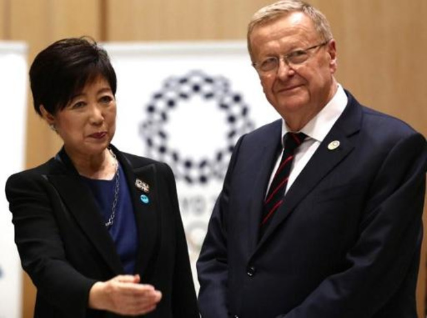 """JO 2020: le déplacement du marathon vers le nord du Japon, une décision """"finale"""" selon le CIO"""