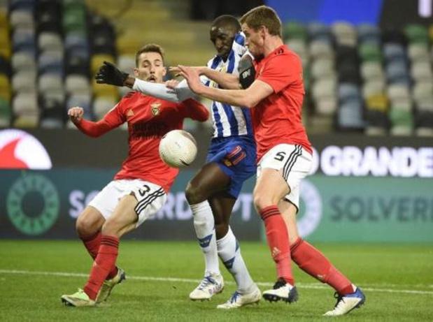 Les Belges à l'étranger - Porto remporte la Supercoupe du Portugal au détriment de Benfica et de Jan Vertonghen