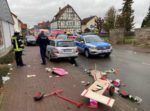 Proces gestart van man die vorig jaar inreed op carnavalsstoet in Duitsland