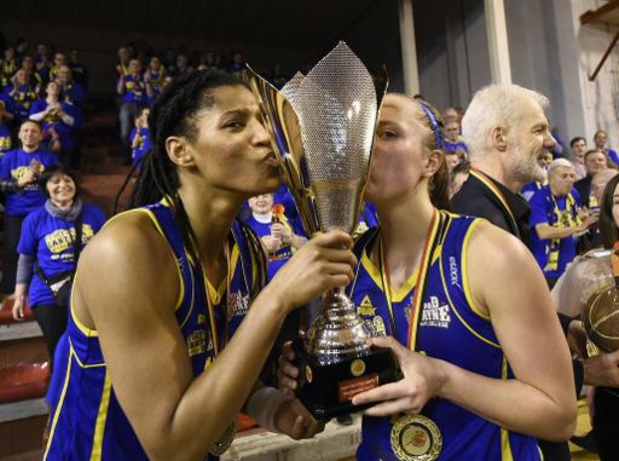 Euroleague basket (v) - Castors Braine walst over Venetië